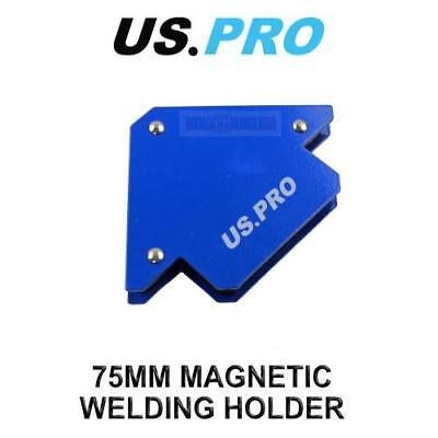 US PRO Tools 75mm 25lb Multi Angled Magnetic Welding Holder Arrow Type 6781 • 3.80£