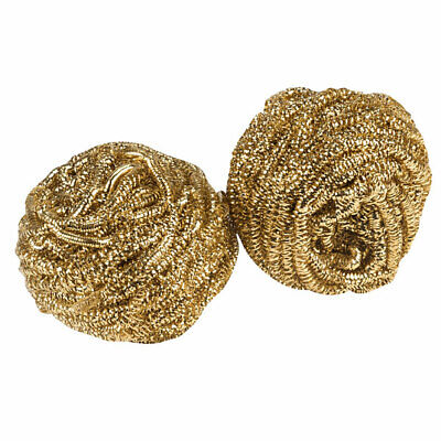 Weller T0051384099 Metal Wool Brass For WDC - Pack Of 2 • 11.09£