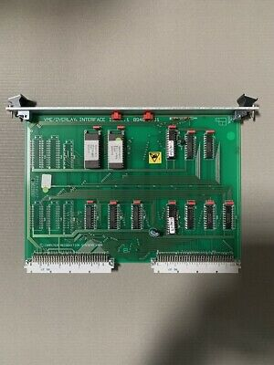 Computer Recognition System VME/Overlay Interface Issue 1 Board 8946-0002  • 300£