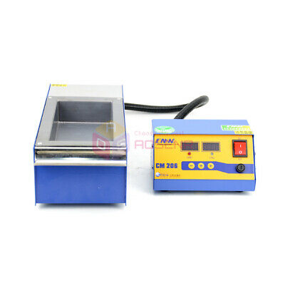 Split Lead - Free Solder Furnace 1000W High - Temperature Melting Tin Furnace • 149.99£