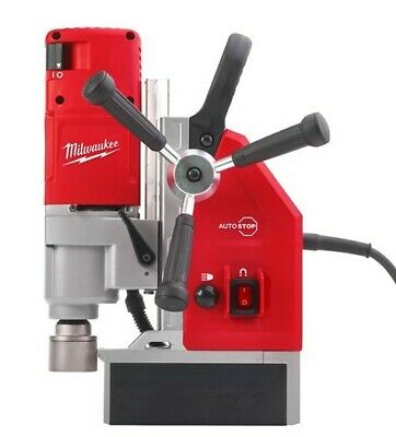Milwaukee MDE41 Magnetic Drill Stand • 900£