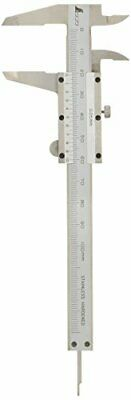 SHINWA 19894 Japan 100mm Mini Vernier Caliper Pmel • 41.65£