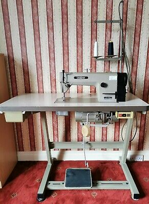 Industrial Style Brother Sewing Machine B755, All Material Inc Leather • 505£