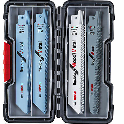 Bosch 20 Piece Reciprocating Saw Blades Set • 48.95£