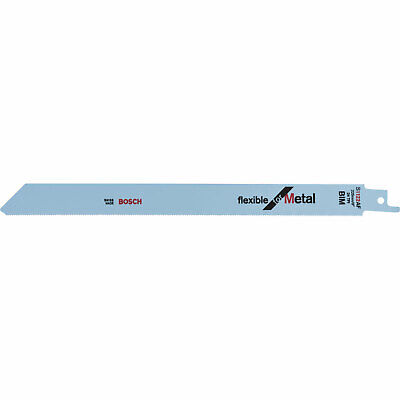 Bosch S1122AF Metal Cutting Reciprocating Saw Blades Pack Of 5 • 16.95£