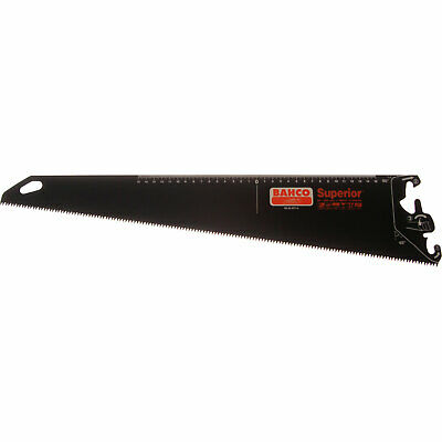 Bahco Superior Hand Saw System Medium Saw Blade 22  / 550mm 9tpi • 20.95£