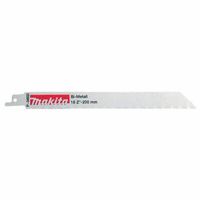 Makita Specialized Reciprocating Saw Blades 200mm Pack Of 5 • 16.95£