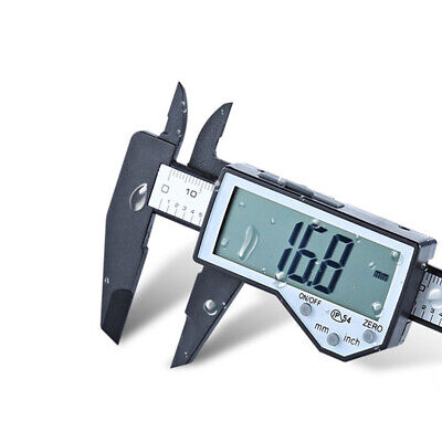 Electronic Caliper 0-150mm Digital Display Vernier Large Screen IP54 Waterproof • 7.35£