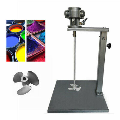 Pneumatic Paint Mixer Agitator Blender Stirrer Ink Mixing Spinner Machine 20L US • 110.40£