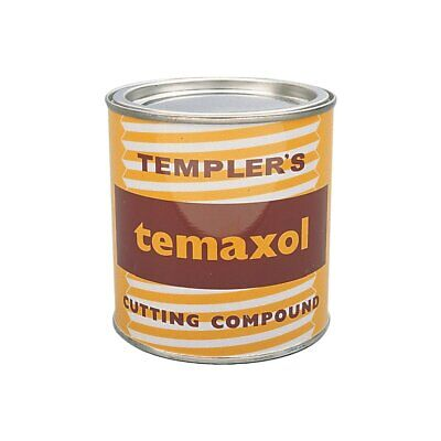 Temaxol Cutting Compound 450GM Tin • 12.99£
