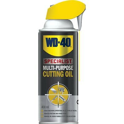 WD-40 Specialist Multi-purpose Cutting Oil 400ML • 8.71£