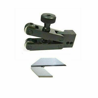 V Clamp Knurling Tool 5 To 20 Mm With Center Square 3 Inches Made From Ground  • 37.35£