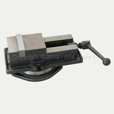 4021534 High Precision Swivel Base Milling Machine Vice 100MM • 69.99£