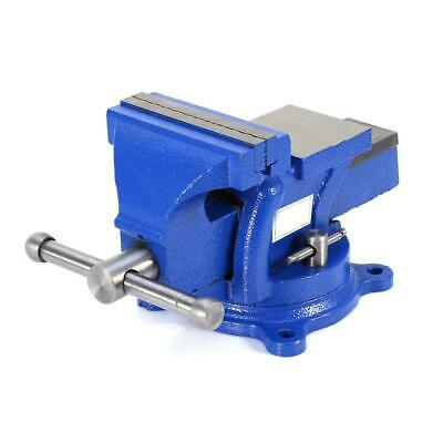 Bench Vice Swivel Base 4  5KG 402341 • 24.99£