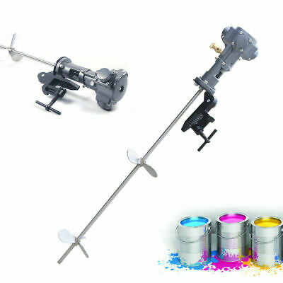 Pneumatic Paint Mixer Ink Coating Stirrer Stainless Blender Machine BEST SELLER • 149£
