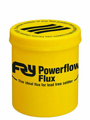 Fernox FRY Powerflow Flux For Lead Free Solder, WRAS Approved Material 100gr • 7.99£