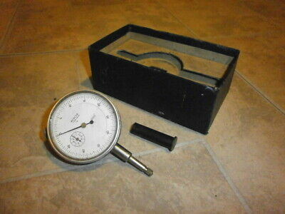 Mercer D.t.i. Dial Test Indicator Clock Imperial / English • 17.99£