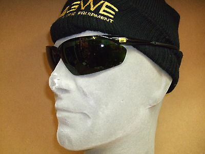 Esab Warrior Shade 5 Gas Welding & Cutting GW5 Safety Spectacles Glasses • 12.49£