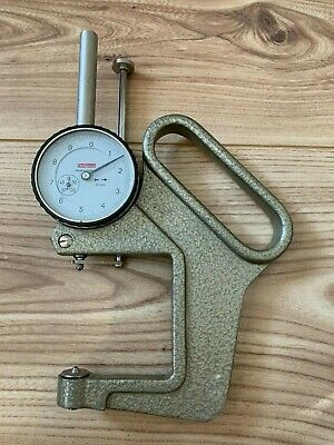 Kafer Dial Thickness Gauge (Reading 0.1 Mm) • 20£