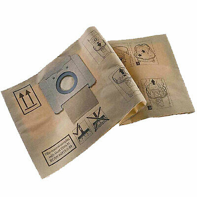 Makita Filter Dust Bags For 447L/M Pack Of 5 • 21.95£