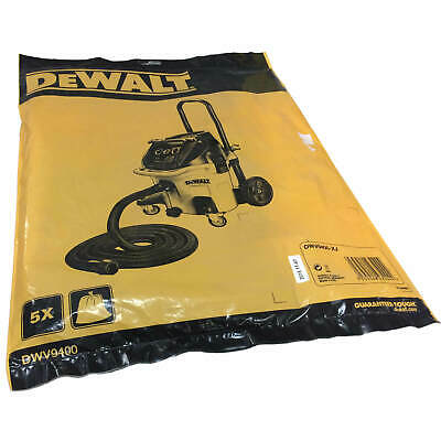 DeWalt DWV9400 Disposable Liner For DWV902M Vacuum Cleaner • 21.95£