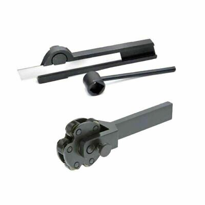 Knurling Tool 6 Inches 6 Knurl And Cut Off Tool Holder 7 X 5/8 X 1-3/8 Inches • 38.50£