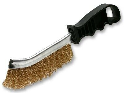 265mm Length Wire Brush For Cleaning Metal Before Welding • 6.57£