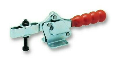 Toggle Clamp, Horizontal, 50 N Holding Force, 4.2 Mm Hole, 22 Mm X 70 Mm • 36.75£