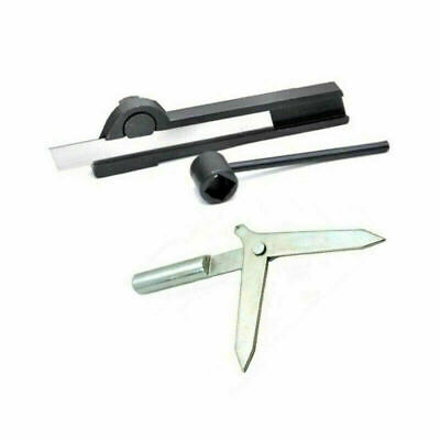 Cut Off Tool Holder 4-1/2 X 5/16 X 3/4 Inches With Round Bar 3/8 Inches Head Dia • 19.07£