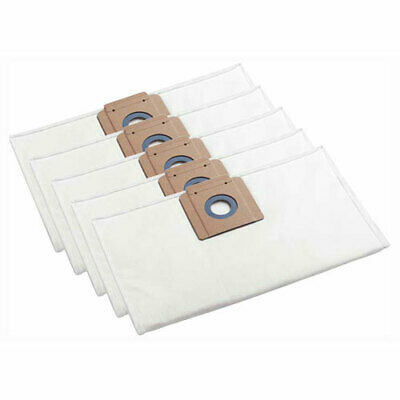 Karcher M Class Fleece Filter Dust Bags For NT 35/1, 361 And 45/1 Vacuum Cleaner • 26.95£