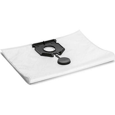 Karcher Fleece Filter Dust Bags For NT 30/1 Tact L Pack Of 5 • 31.95£