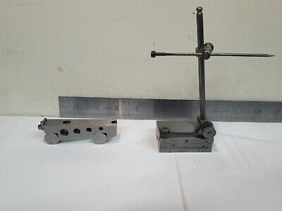 Vintage Pr Engineer Made 2  Sine Bar & 6  Scribing Block  Model Maker Excellent • 3£