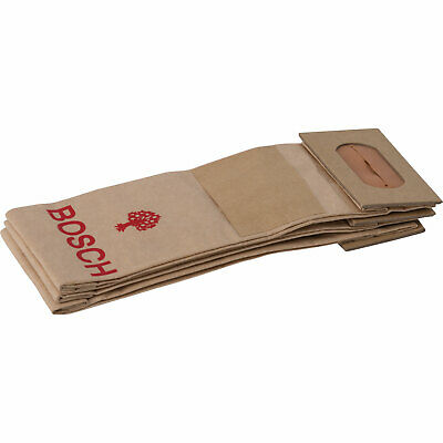 Bosch Paper Dust Bags For GSS Orbital Sanders Pack Of 3 • 11.95£