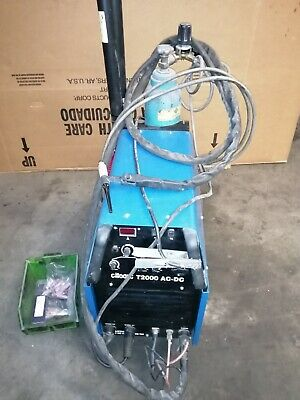 Citoarc TIG Welder, 3-Phase With Extras. In Good Working Order • 475£