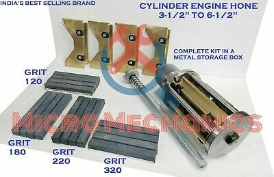 Chevy,Chrysler,Dodge,Ford Cylinder Hone Head Expanding 3.1/2  To 6.1/2  + Stns • 165.40£