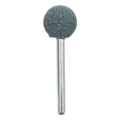 Kobe B121 12MM Grey Silicon Carbide Mounted Point Shank Size 3.2MM- You Get 5 • 2.80£