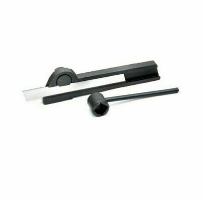"""Lathe Cut Off Parting Tool Holder 5//16"""" x 3//4"""" x 4-1//2"""" With HSS Blade 1//2/"""""""