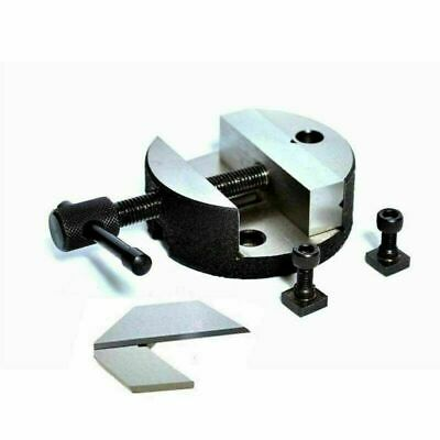 Rotary Vice 3 Inch Vice Has Horizontal And Vertical With Center Square 1.5 Inch • 34.68£