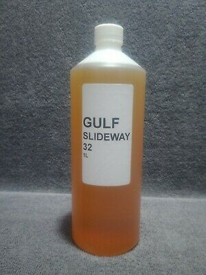 Gulf Slideway 32 1L. Suitable For Small Lathes, Mills, Shapers. Free UK Post • 9.99£