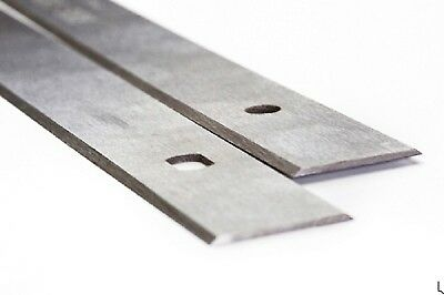 Record Power PT260 260mm Double Edged Disposable HSS Planer Blades 1Pair S700S3 • 40.49£