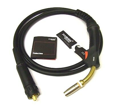 Mig Torch Euro Fitting Mig Welding Torch MB25 3, 4 Or 5 Metre Parker Technology • 57£