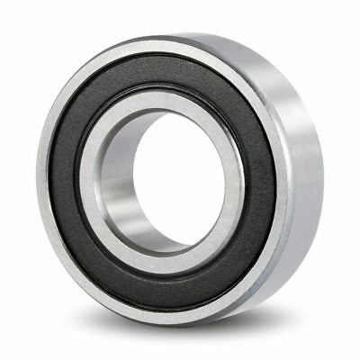 6001 2RS 12mm X 28mm X 8mm Shielded Deep Groove Ball Bearing 6001RS • 1.35£