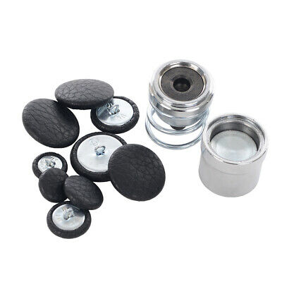 Self Cover Buttons Mould Tool Setter Die For Professional Button Making Machine • 23.99£
