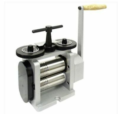 Combination Rolling Mills 130mm Flat Square & Half Round Sheet Stock  • 299£