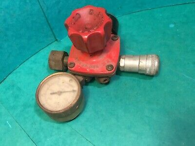 Distillers RV 1000 Welding Gas Tap CO2 M 920 Series Messengers,wika ,Used Unit • 27£