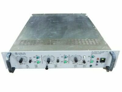 Miteq Inc Dv Coupled Variable Gain Wideband Combiner Vdca-01460vg-2/2cs • 1,033.27£