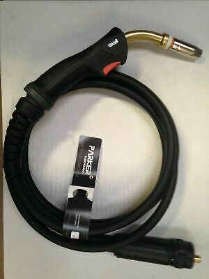 Binzel Style _mig Welding Torch/gun 250- 4m With Euro Connection / 200amps  • 52£