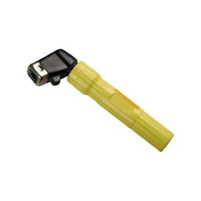 Electrode Holder Welding Torch 400A Yellow Twist Grip For Arc Rod 400 Amp Stick • 7.99£