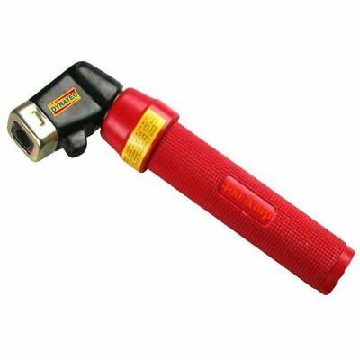 Electrode Holder Welding Torch 400A Red Twist Grip For Arc Rod 400 Amp Stick NEW • 9.50£