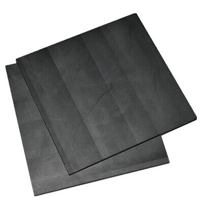5X 99.99% Pure Graphite Electrode Rectangle Plate Sheet Set Replacement Parts . • 5£